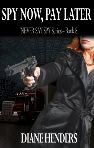 Spy Now Pay Later cover draft