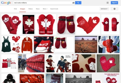 These red mittens all have one thing in common: They're, um… red.