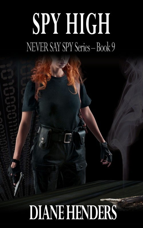 Spy High book 9 cover