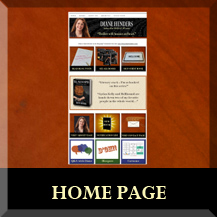 Home Page of the Official Site for Diane Henders, Author
