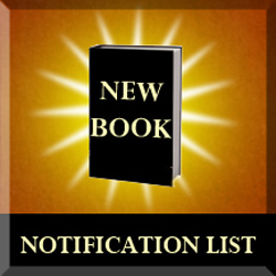 Sign up for the New Book Notification List