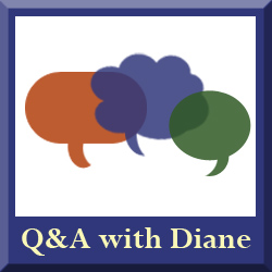 Q&A With Diane